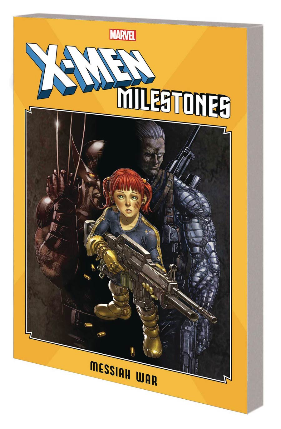 X-Men Milestones Messiah War TP