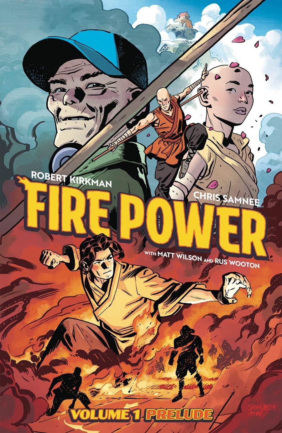Fire Power By Kirkman & Samnee Vol 1 Prelude TP