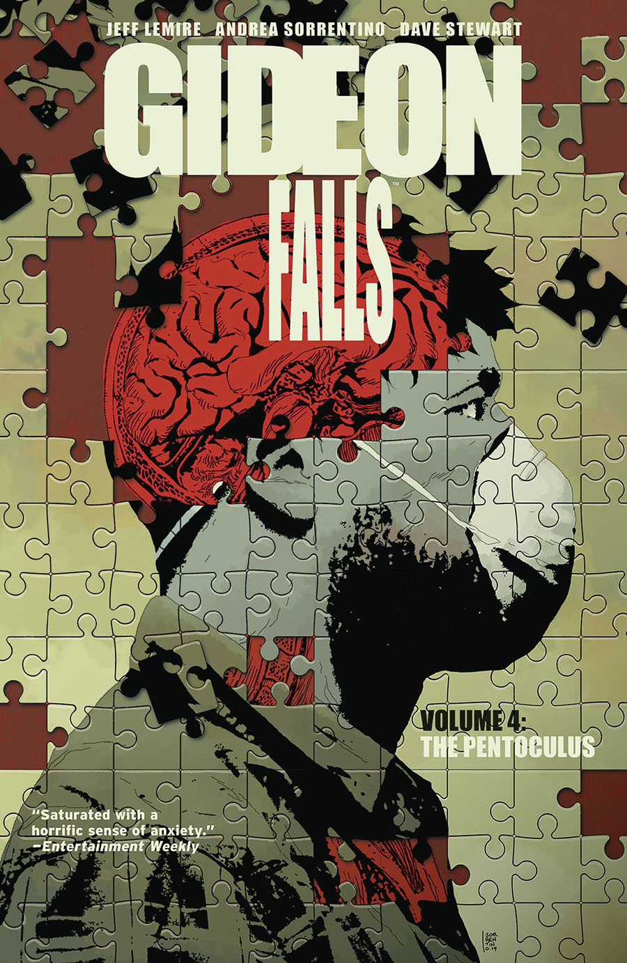 Gideon Falls Vol 4 The Pentoculus TP