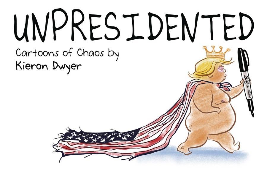 Unpresidented Cartoons Of Chaos HC