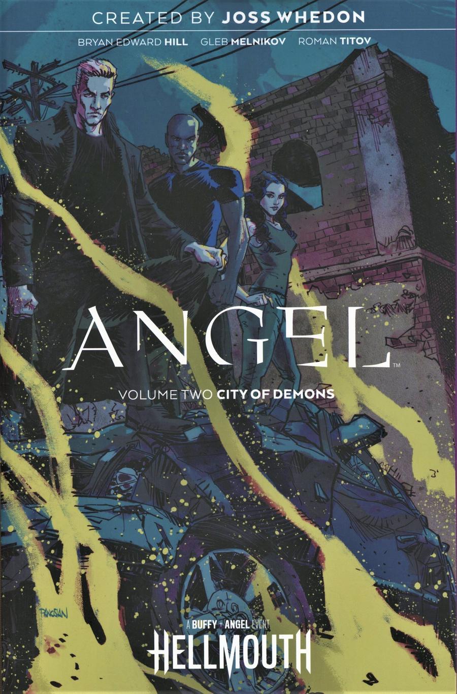 Angel (BOOM Studios) Vol 2 City Of Demons TP