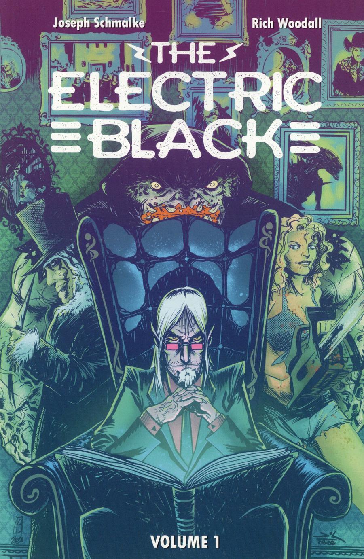 Electric Black Vol 1 TP