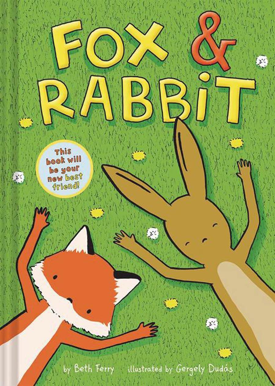Fox & Rabbit Book 1 HC