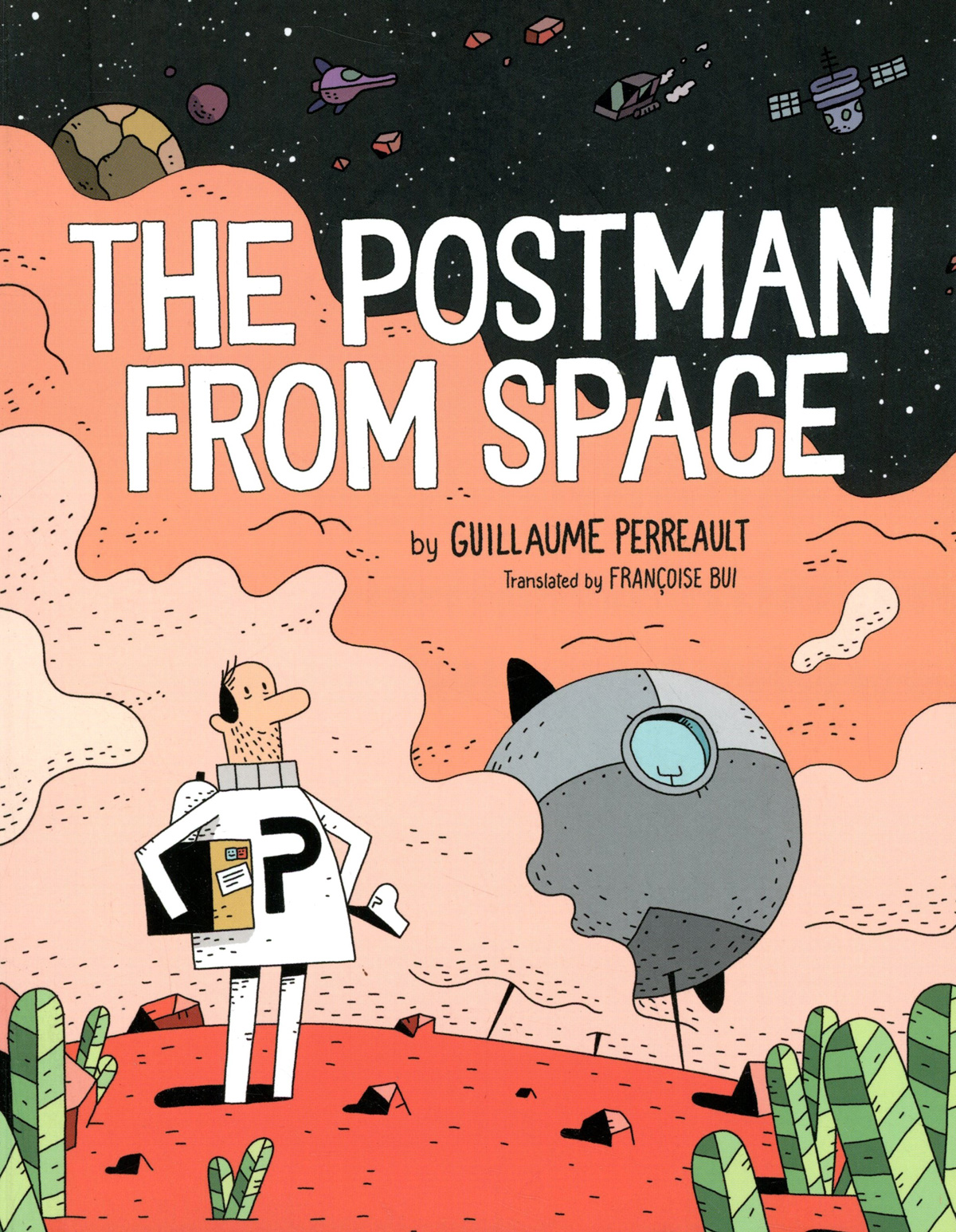 Postman From Space TP