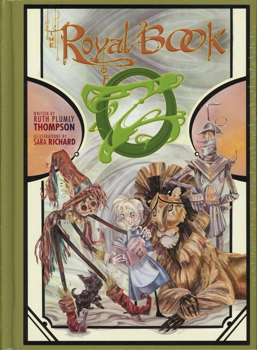 Royal Book Of Oz HC