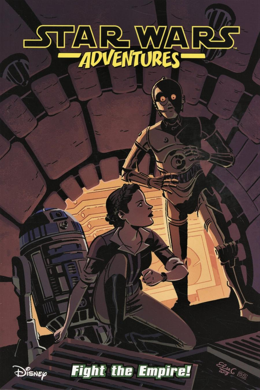 Star Wars Adventures Vol 9 Fight The Empire TP