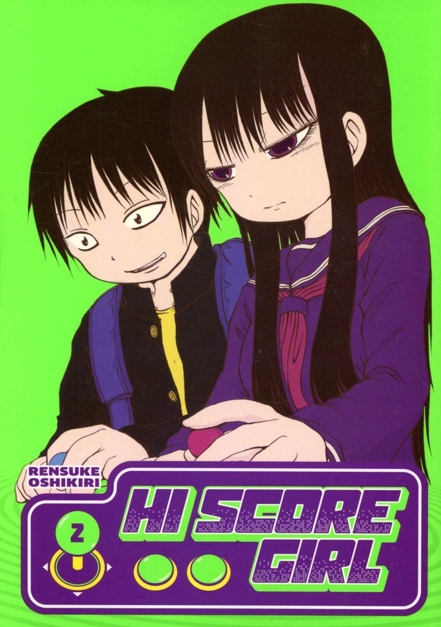 Hi Score Girl Vol 2 GN