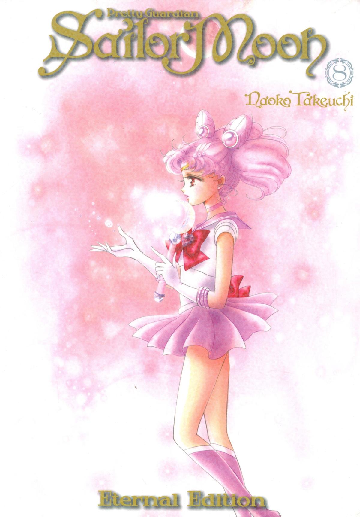 Sailor Moon Eternal Edition Vol 8 GN