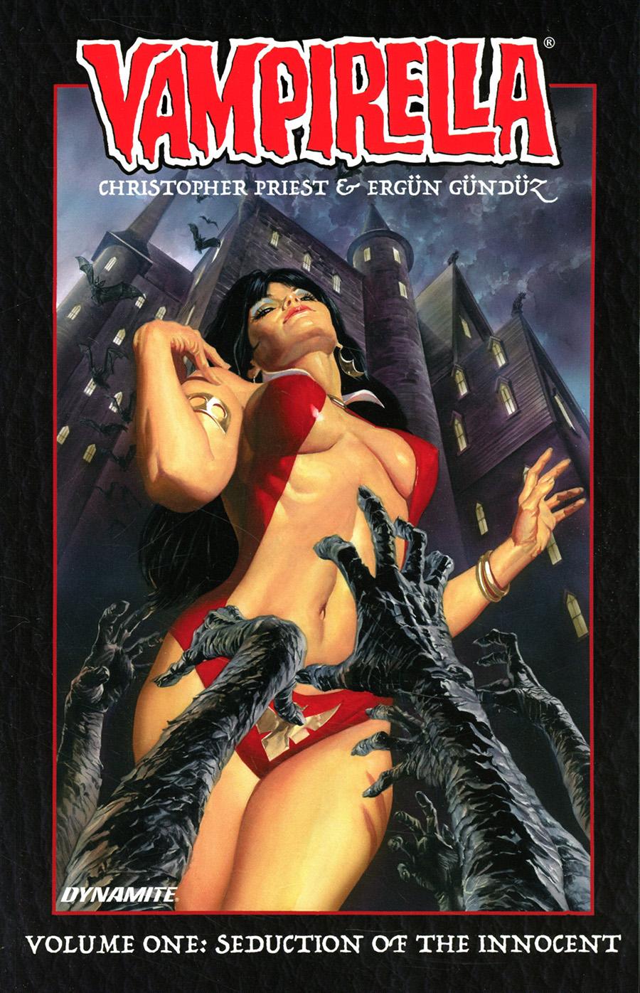 Vampirella Seduction Of The Innocent Vol 1 TP
