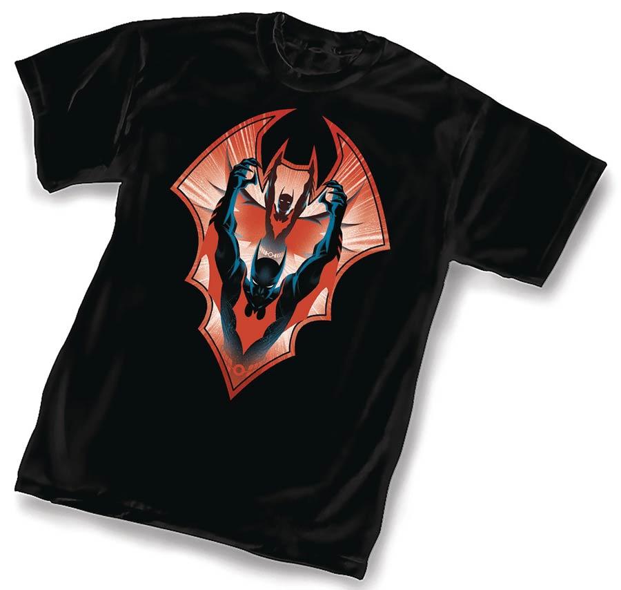 Batman Beyond Blight T-Shirt Large