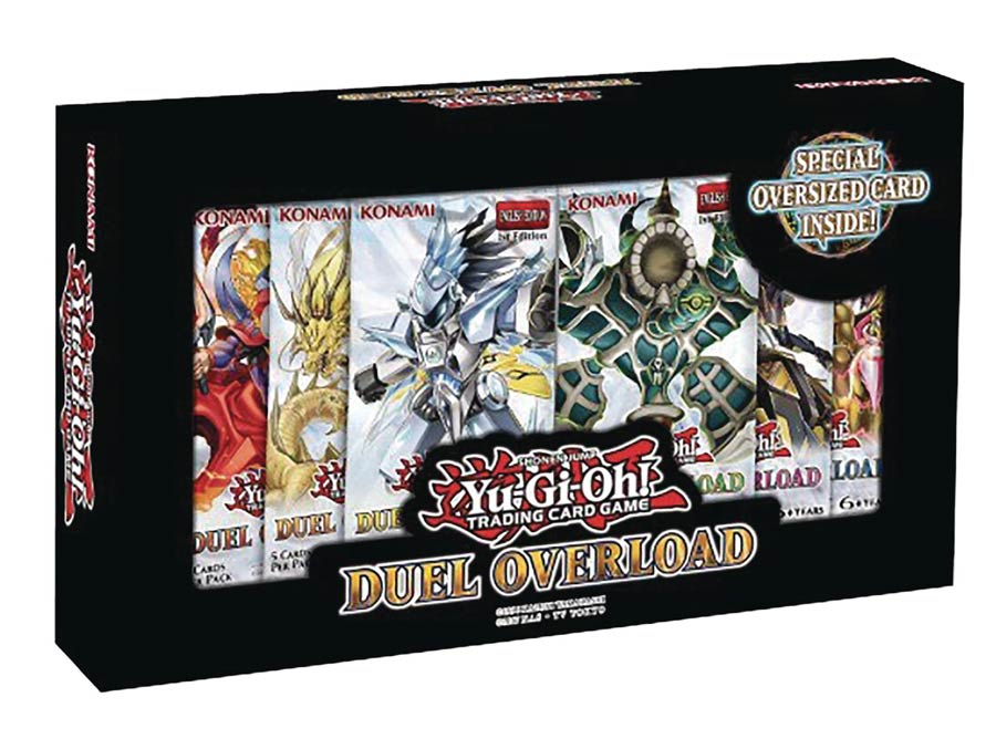 Yu-Gi-Oh Duel Overload Expansion