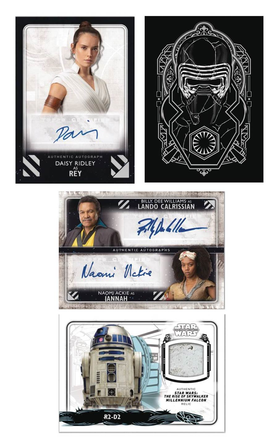 Topps 2020 Star Wars Episode IX Rise Of Skywalker Series 2 Trading Cards Box