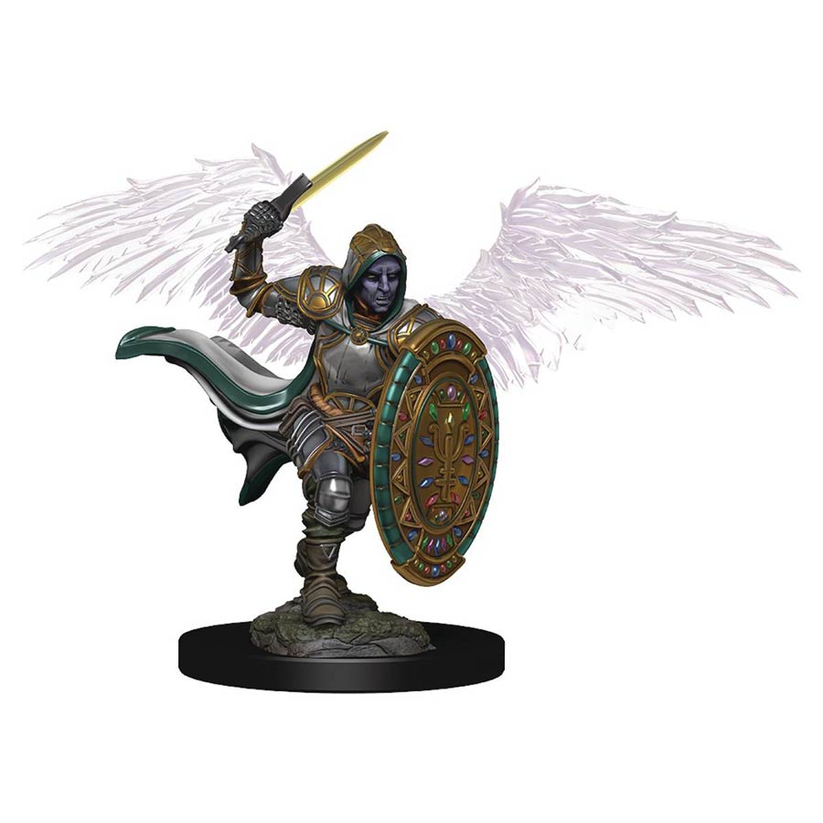 Dungeons & Dragons Icons Of The Realm Premium Figure - Aasimar Male Paladin