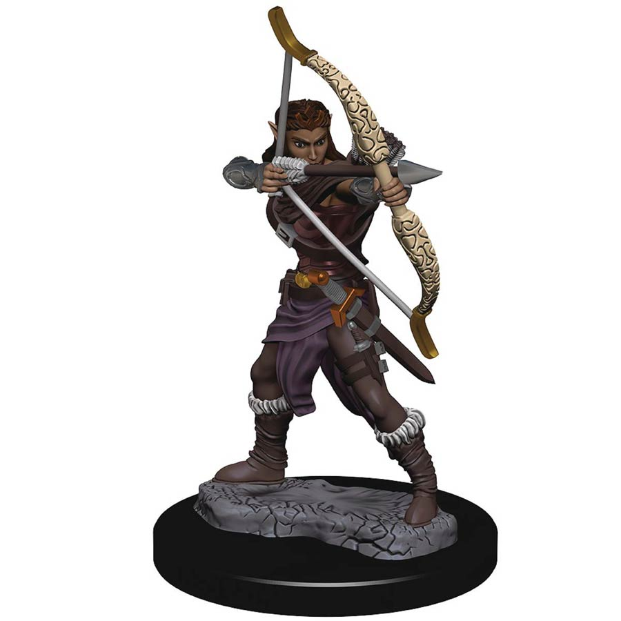 Dungeons & Dragons Icons Of The Realm Premium Figure - Elf Ranger