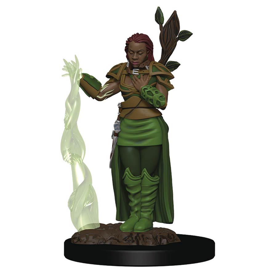 Dungeons & Dragons Icons Of The Realm Premium Figure - Human Female Druid