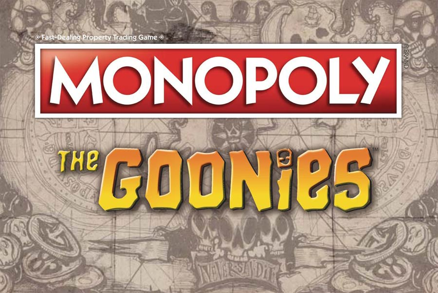 Monopoly Goonies Board Game