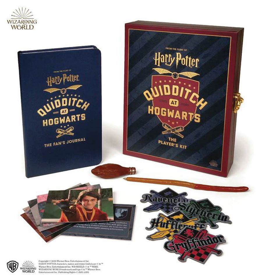 Harry Potter Quidditch At Hogwarts Players Kit