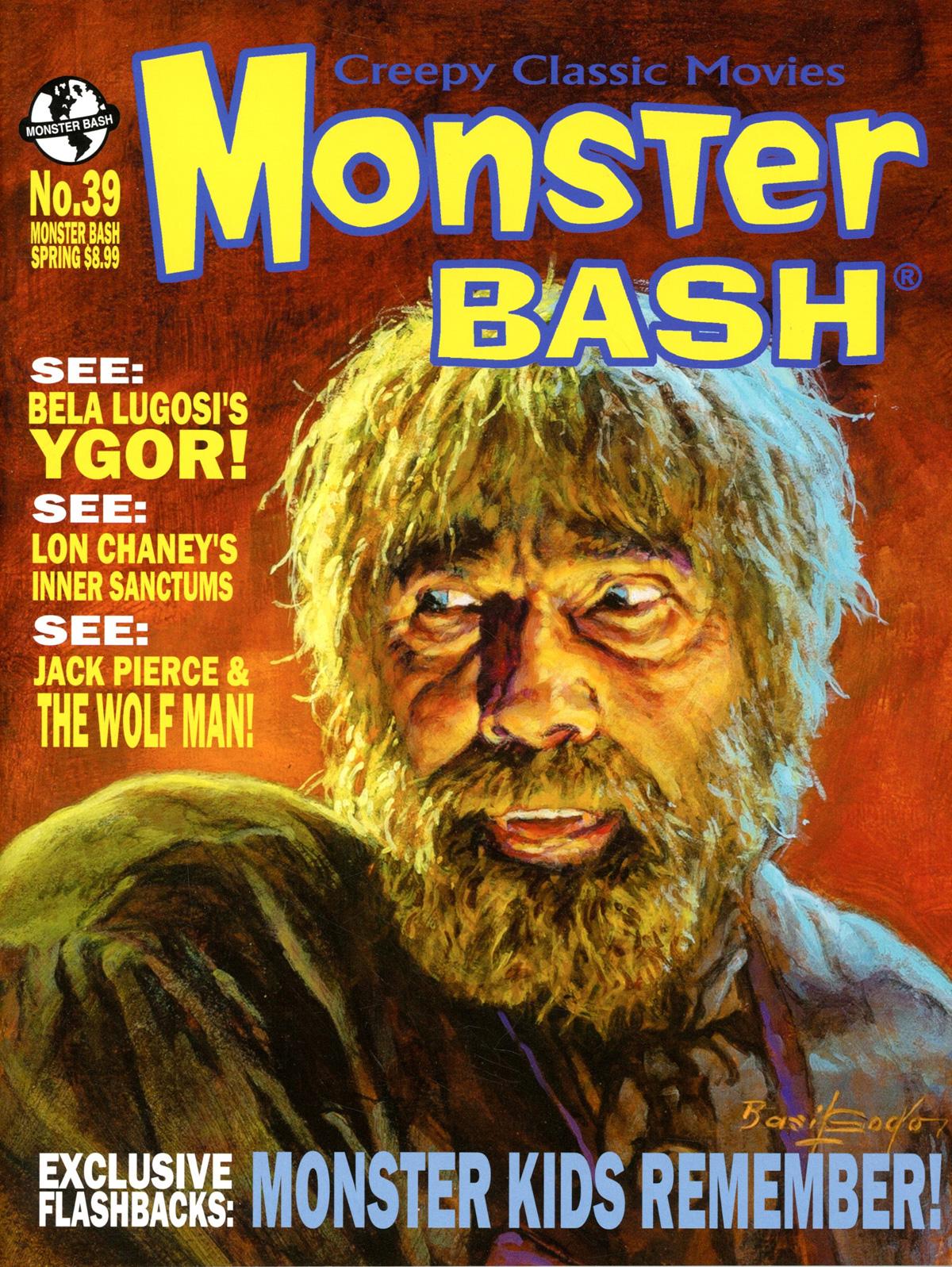 Monster Bash Magazine #39