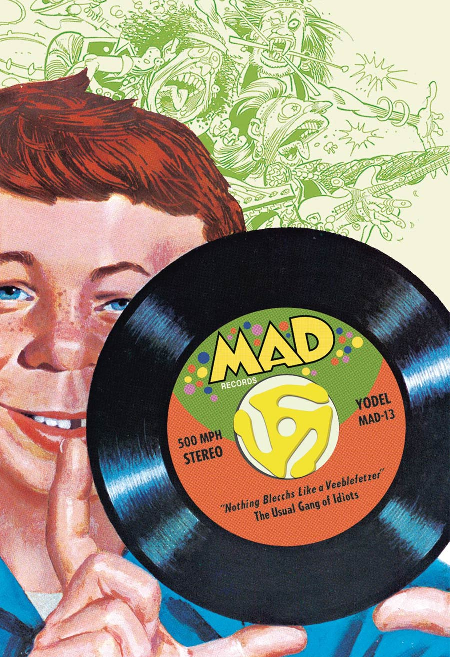 All-New MAD Magazine #13