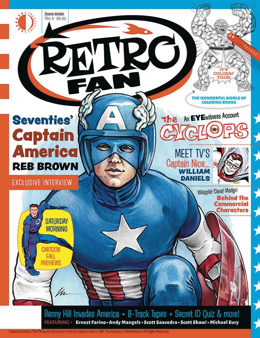 RetroFan Magazine #9