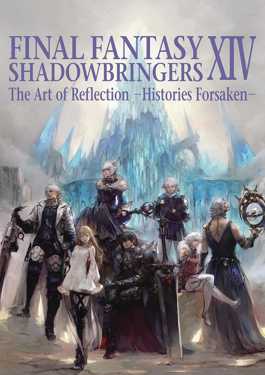 Final Fantasy XIV Shadowbringers Art Of Reflection SC