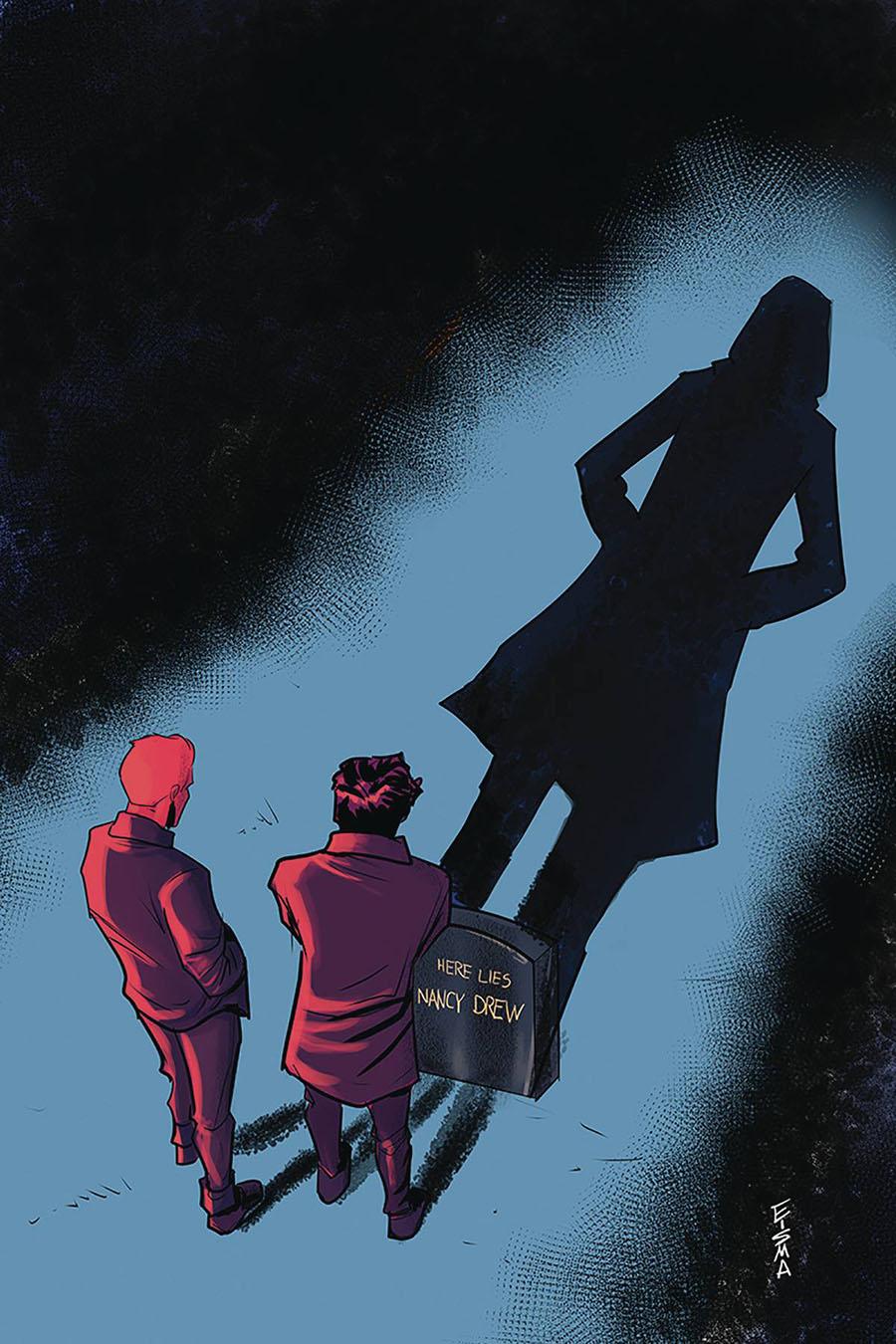 Nancy Drew And The Hardy Boys Death Of Nancy Drew #1 Cover C Incentive Joe Eisma Virgin Cover