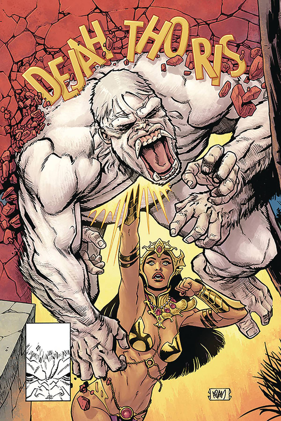 Dejah Thoris Vol 3 #5 Cover U Limited Edition Adam Gorham Todd McFarlane Homage Virgin Cover