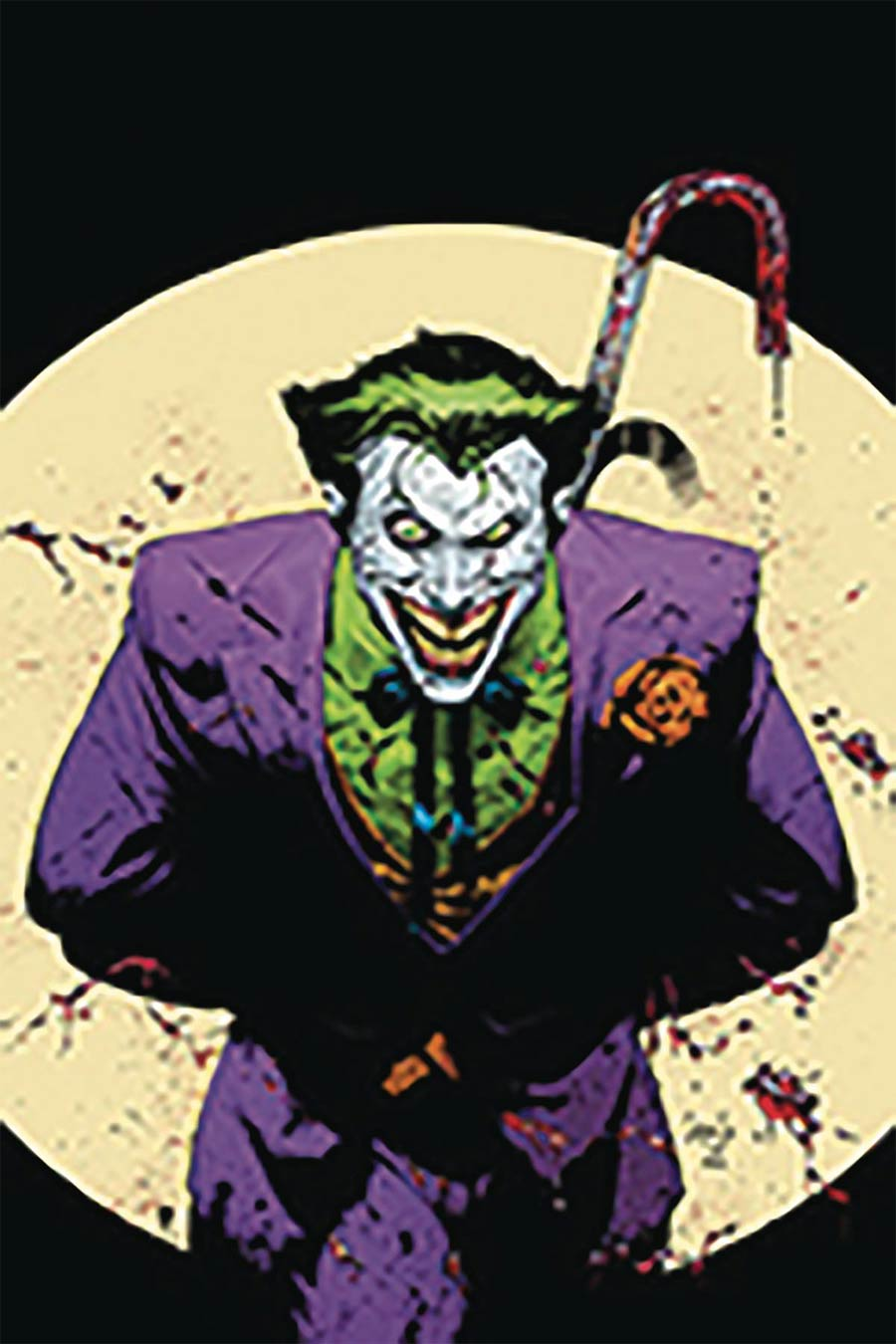 Joker 80th Anniversary 100-Page Super Spectacular #1 Cover L DF Signed By Greg Capullo