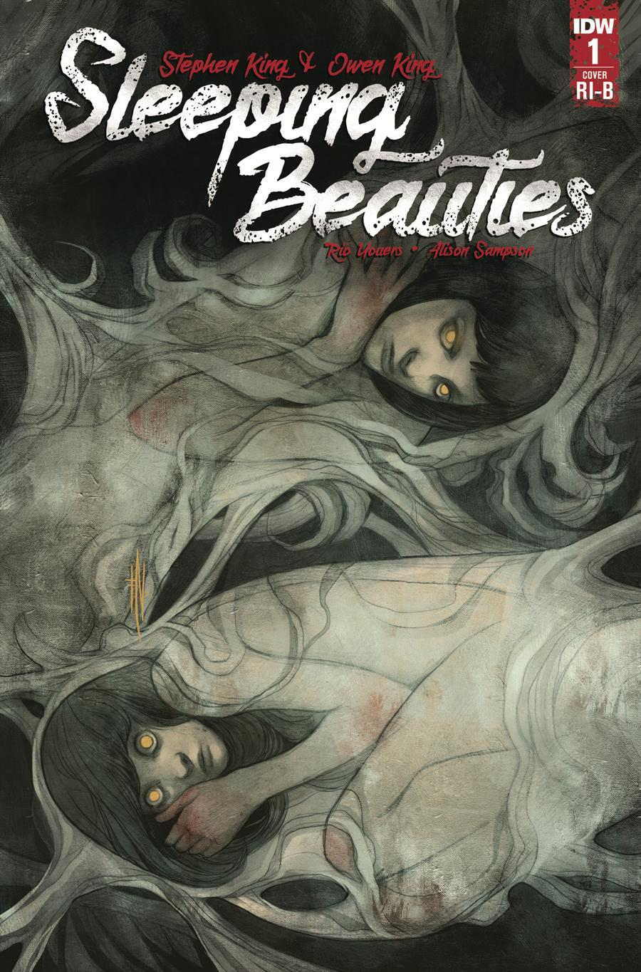Sleeping Beauties #1 Cover D Incentive Diana Naneva Variant Cover