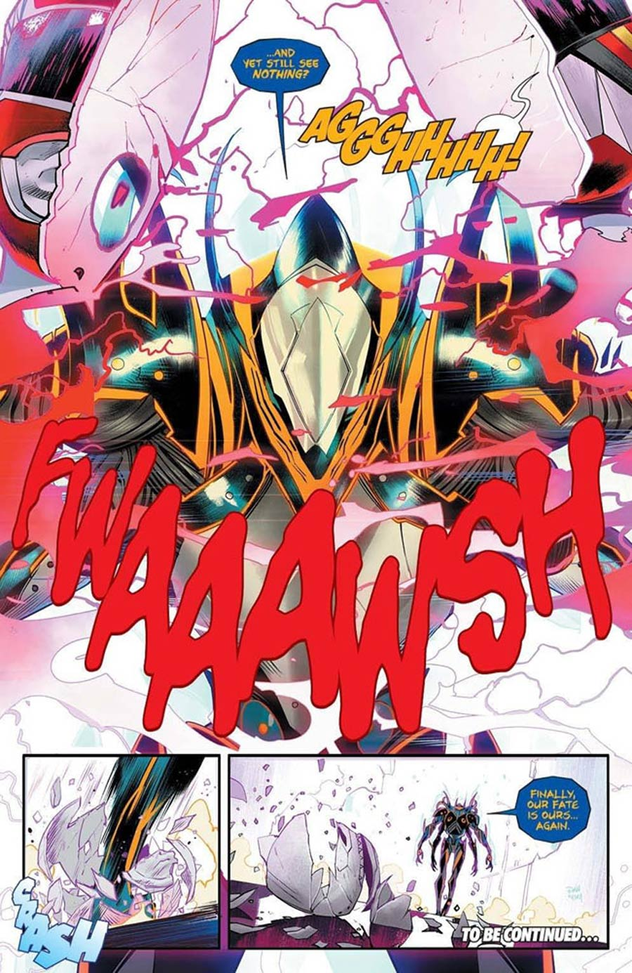 Mighty Morphin Power Rangers (BOOM Studios) #50 Cover F Incentive Inhyuk Lee Variant Cover