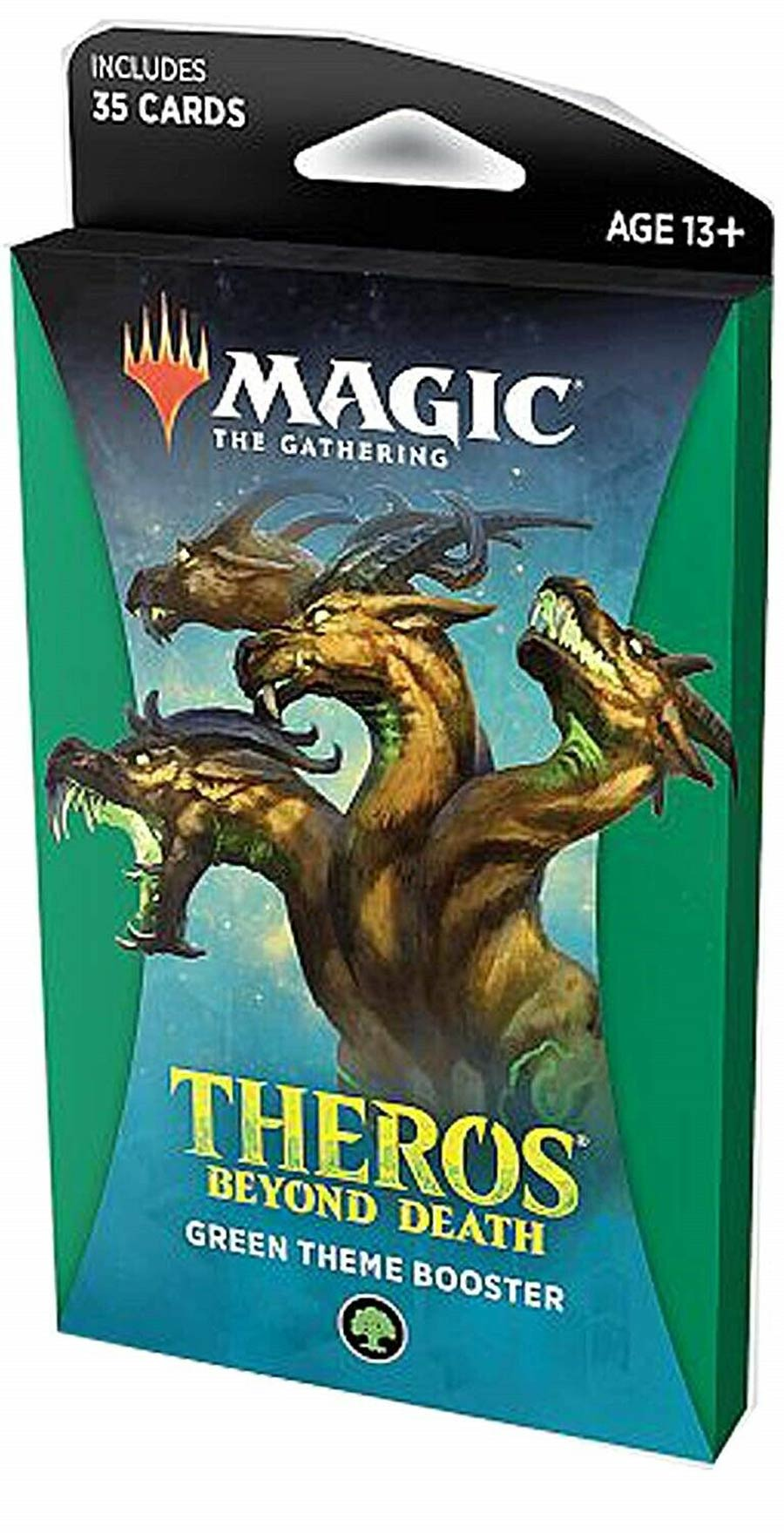 Magic The Gathering Theros Beyond Death Theme Booster Pack - Green