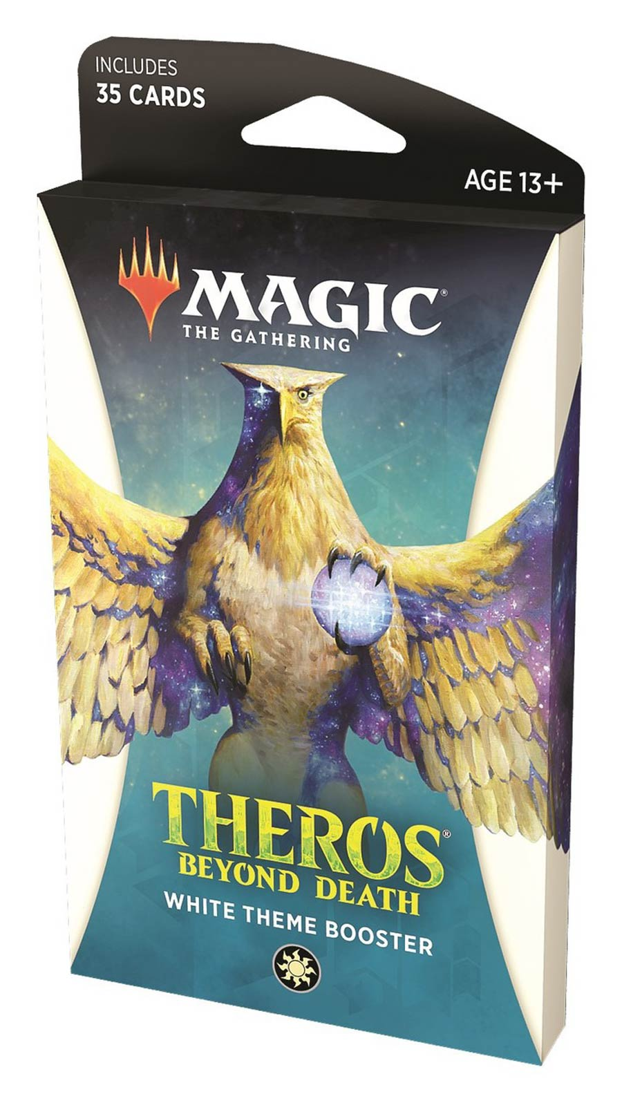 Magic The Gathering Theros Beyond Death Theme Booster Pack - White
