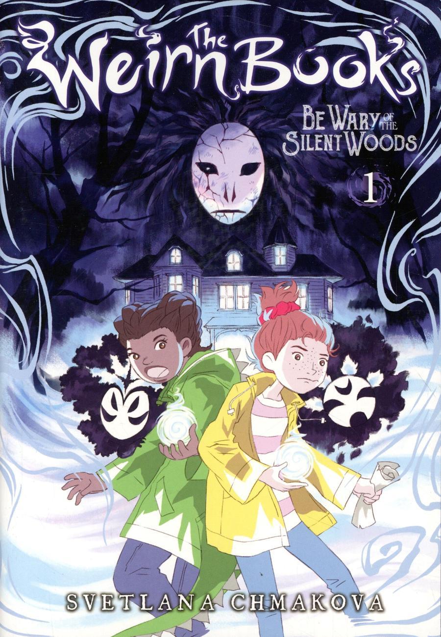 Weirn Books Vol 1 TP