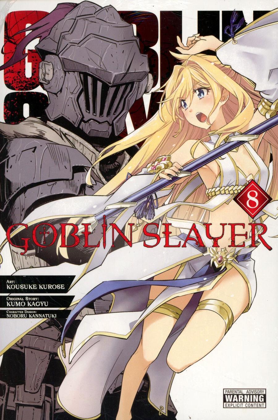 Goblin Slayer Vol 8 GN