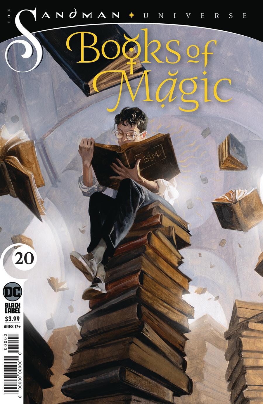 Books Of Magic Vol 3 #20