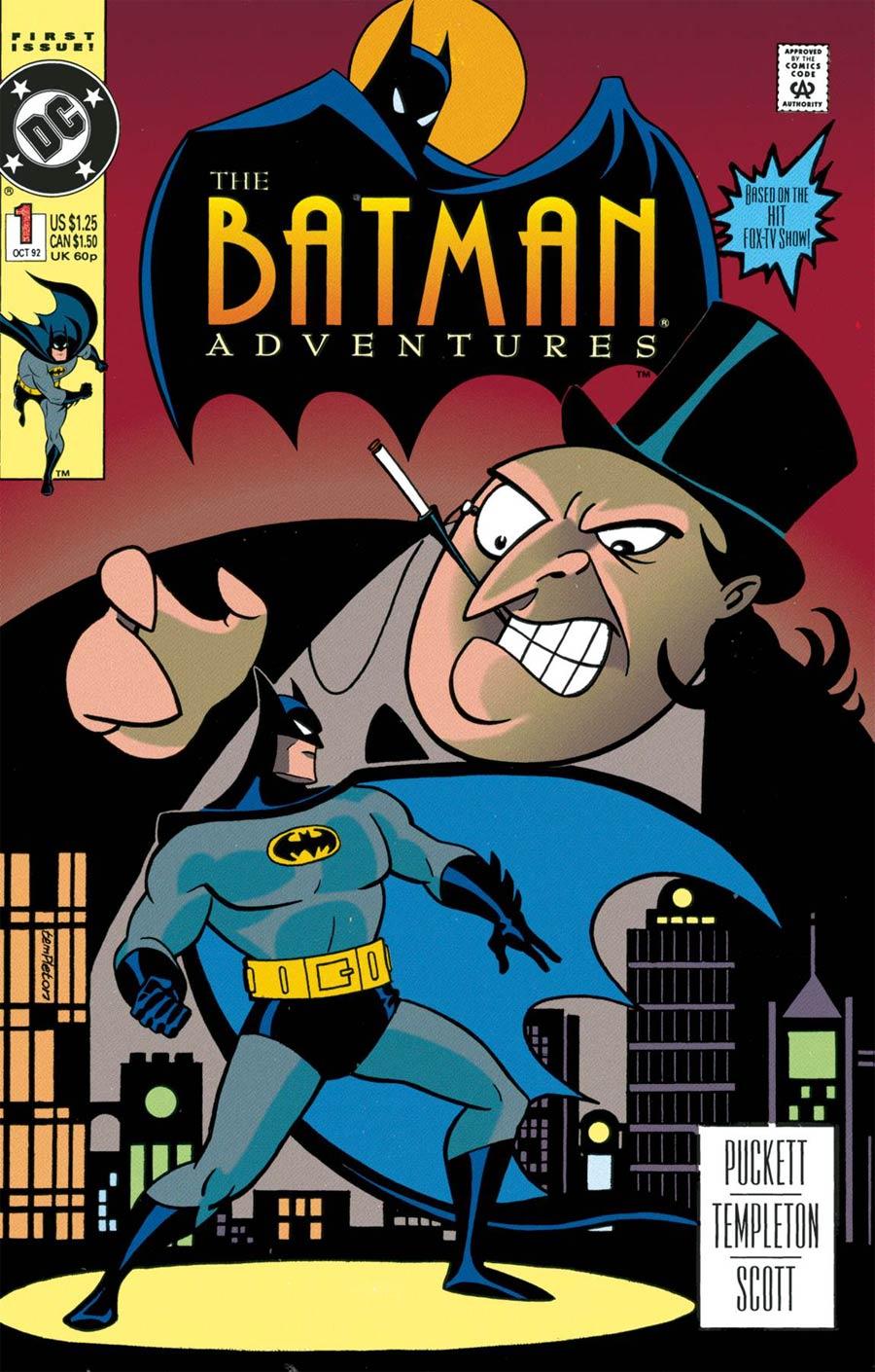 DC Classics Batman Adventures #1
