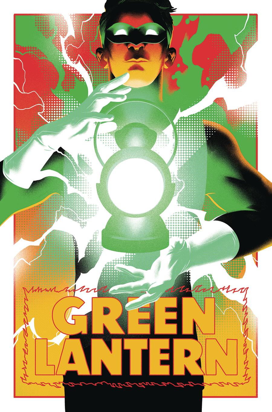 Green Lantern 80th Anniversary 100-Page Super Spectacular #1 Cover C Variant Matt Taylor 1950s Cover