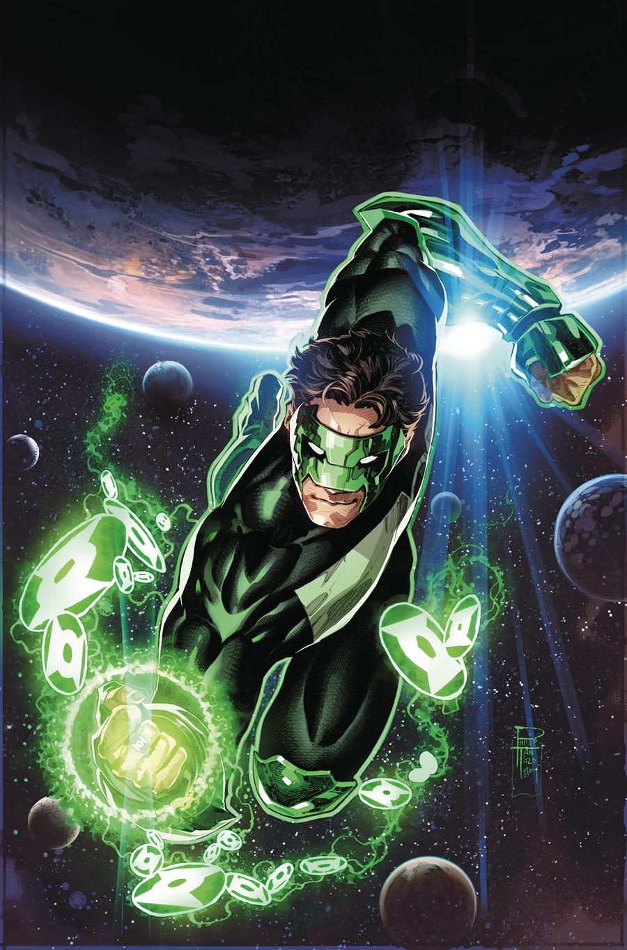 Green Lantern 80th Anniversary 100-Page Super Spectacular #1 Cover G Variant Philip Tan 1990s Cover