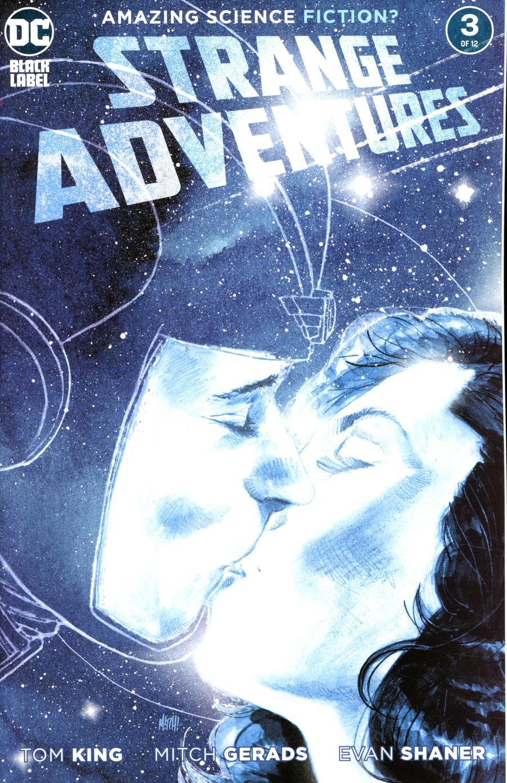 Strange Adventures Vol 4 #3 Cover A Regular Mitch Gerads Cover