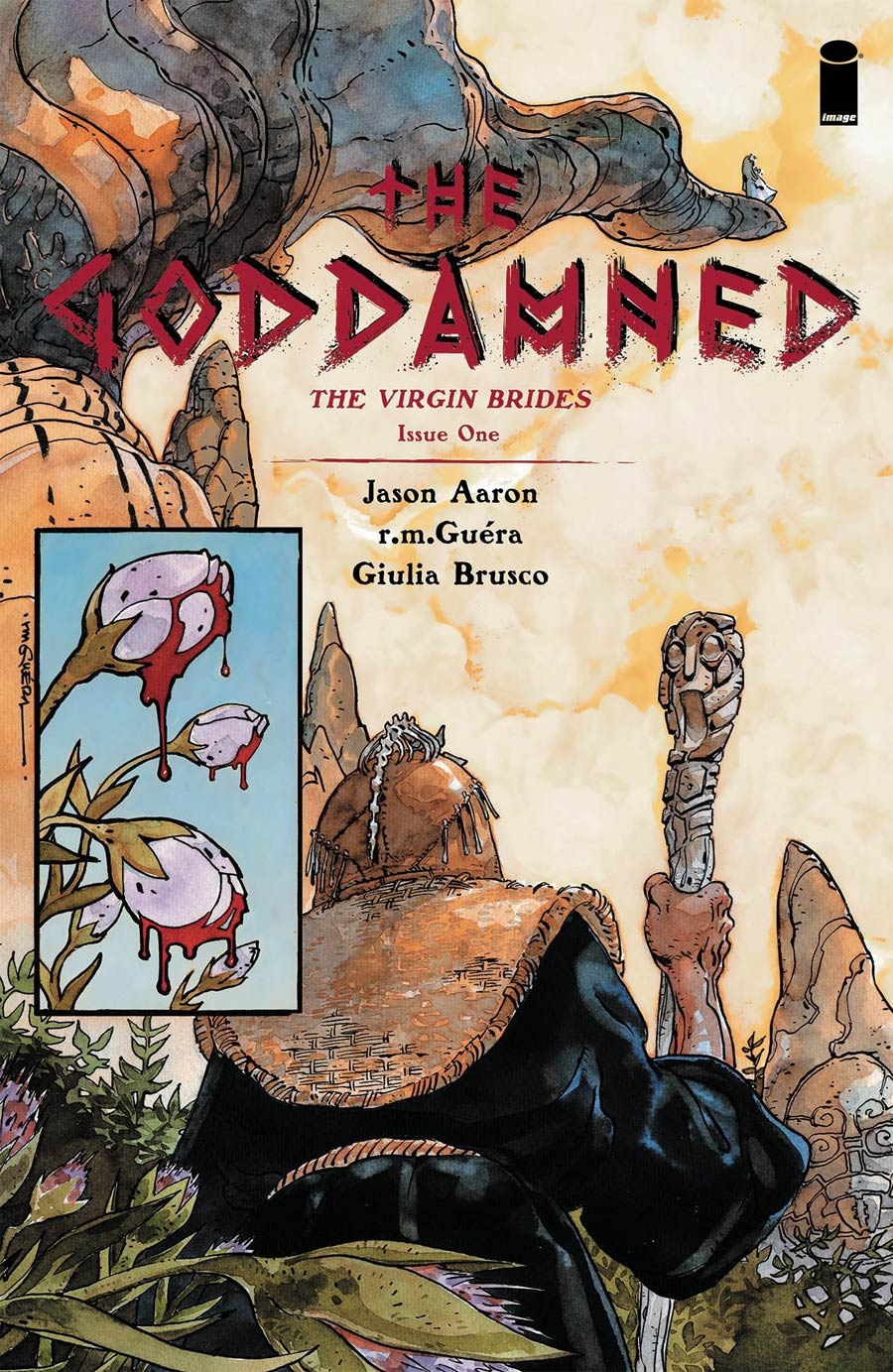 Goddamned Virgin Brides #1 Cover A 1st Ptg