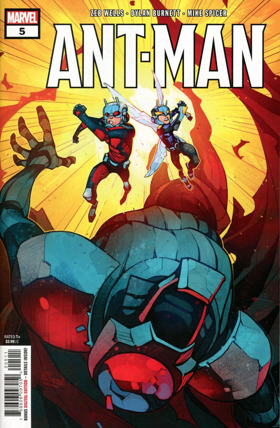 Ant-Man Vol 2 #5