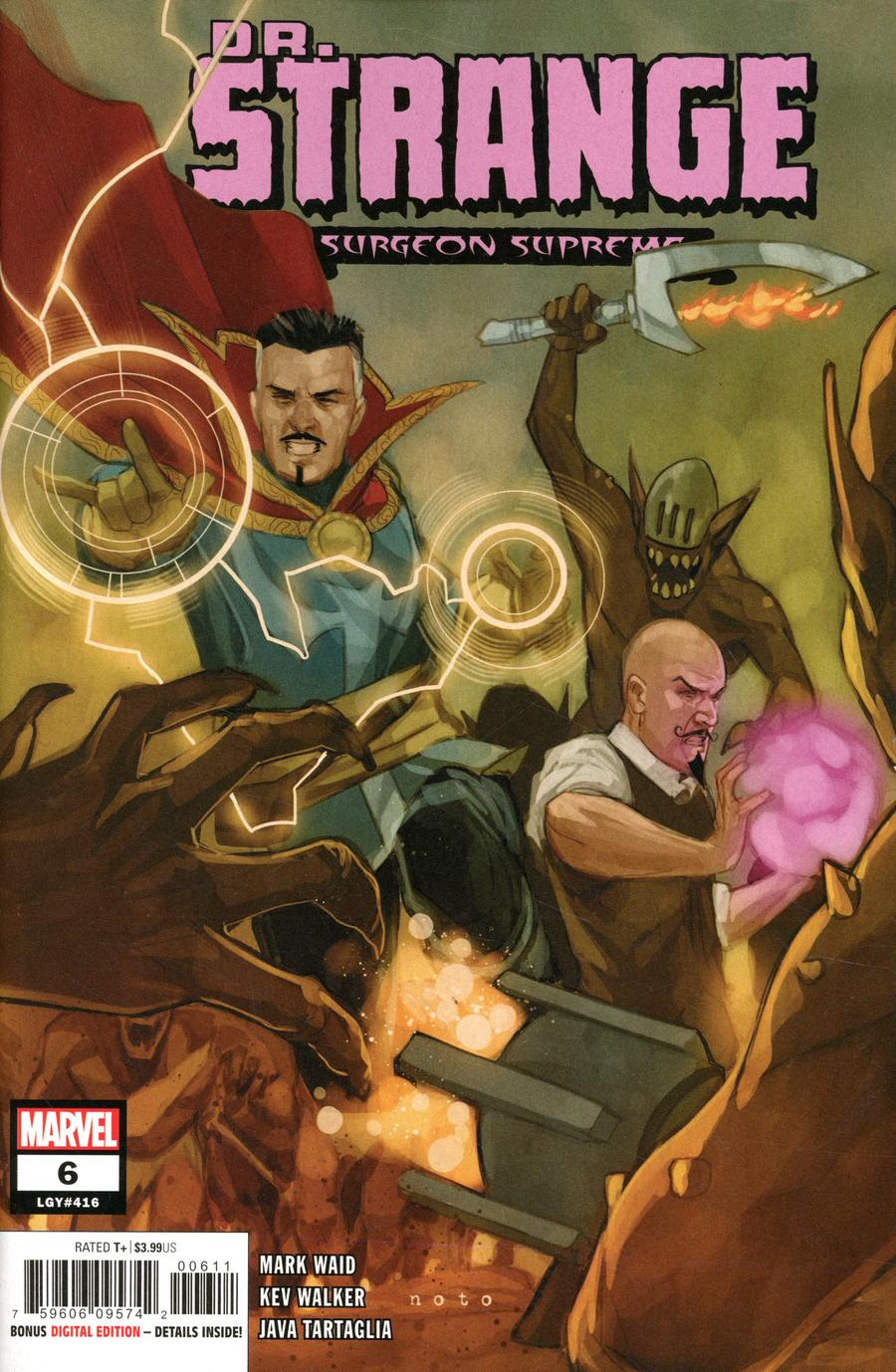 Doctor Strange Surgeon Supreme #6