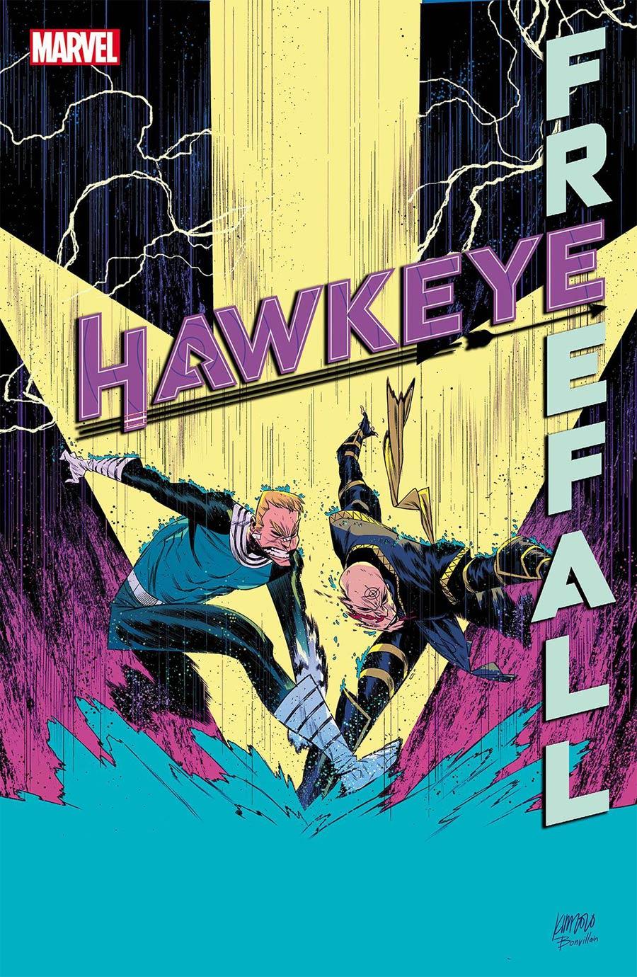 Hawkeye Freefall #6