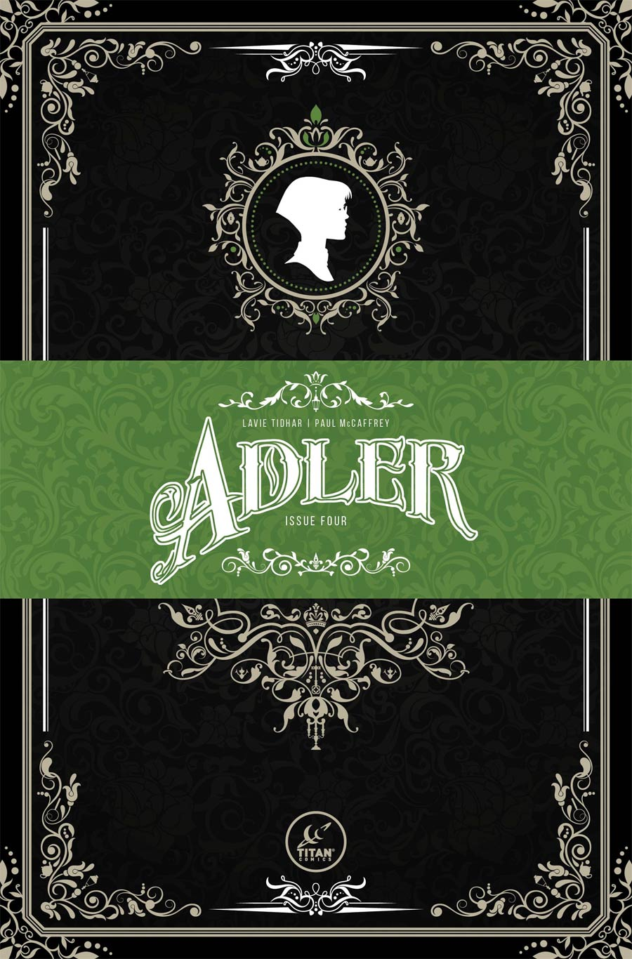 Adler #4 Cover C Variant Victorian Homage Cover