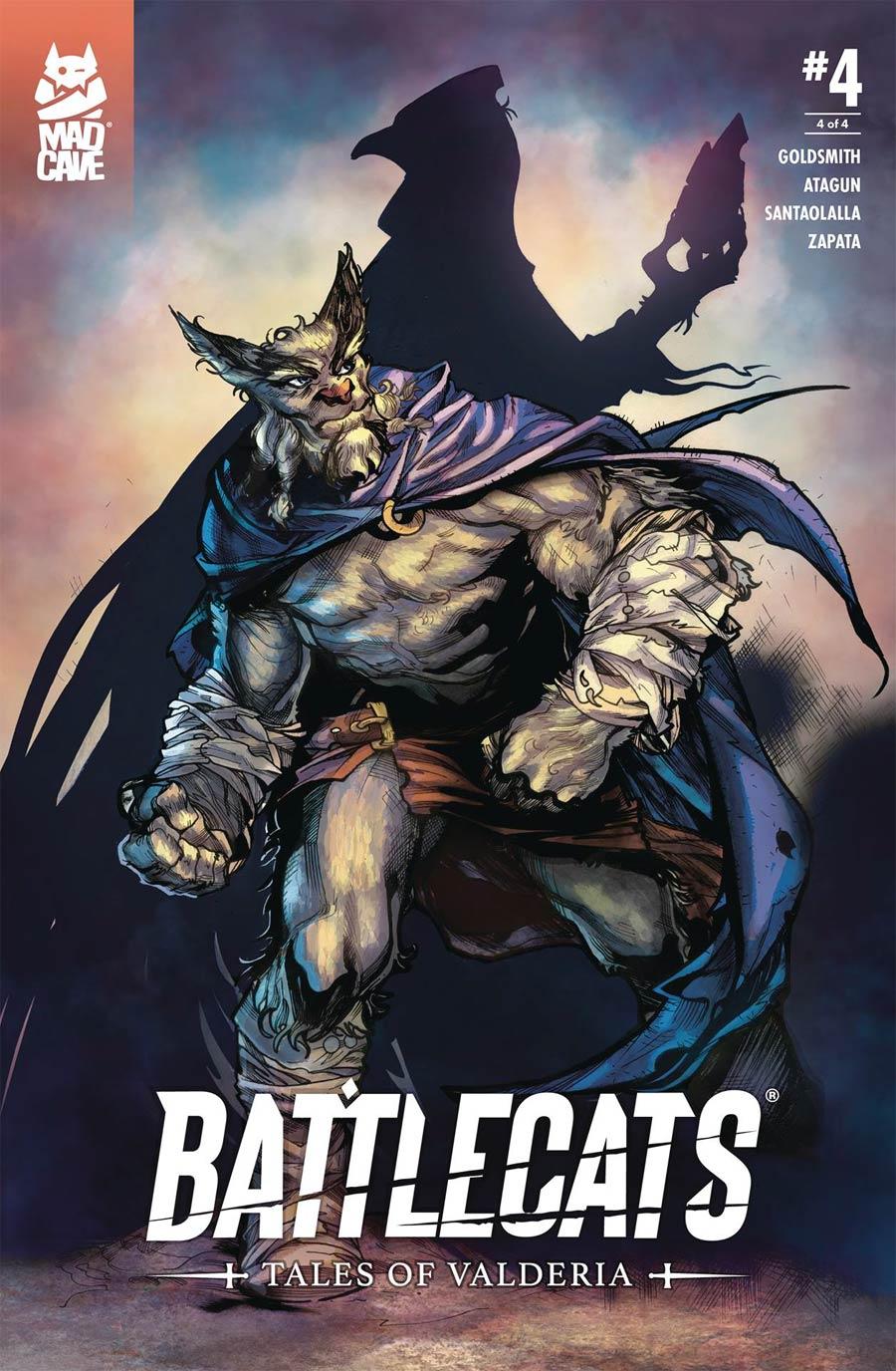 Battlecats Tales Of Valderia #4