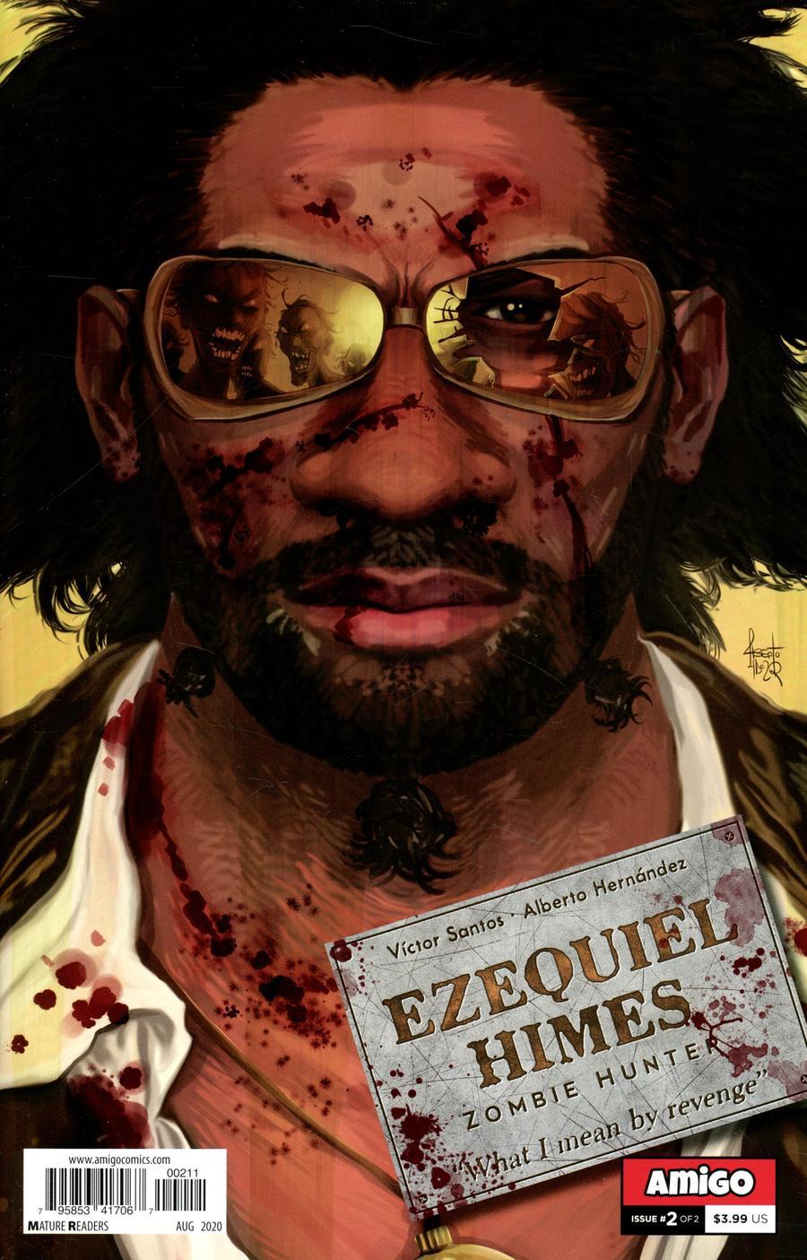Ezequiel Himes Zombie Hunter #2