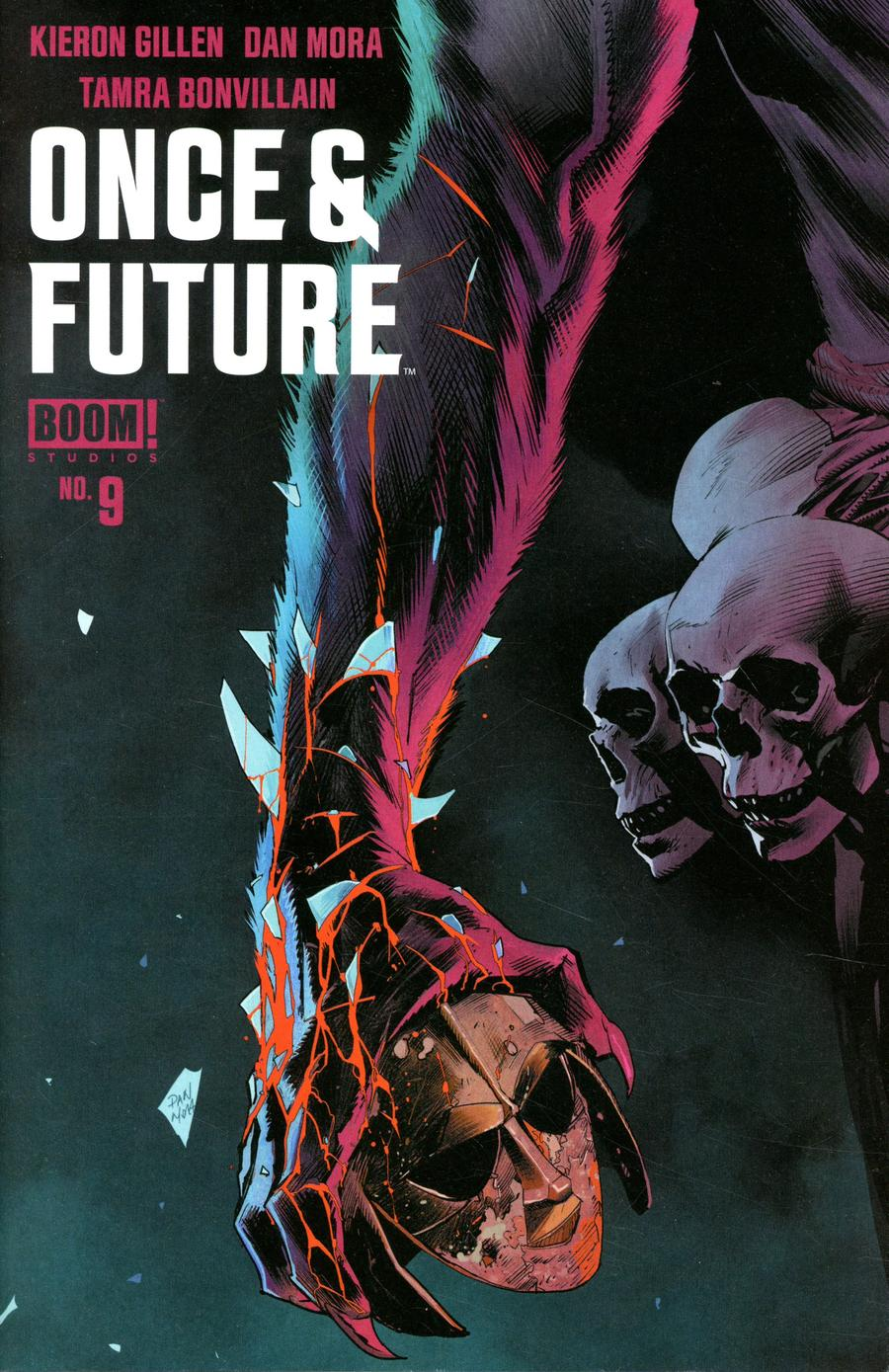 Once & Future #9 Cover A 1st Ptg