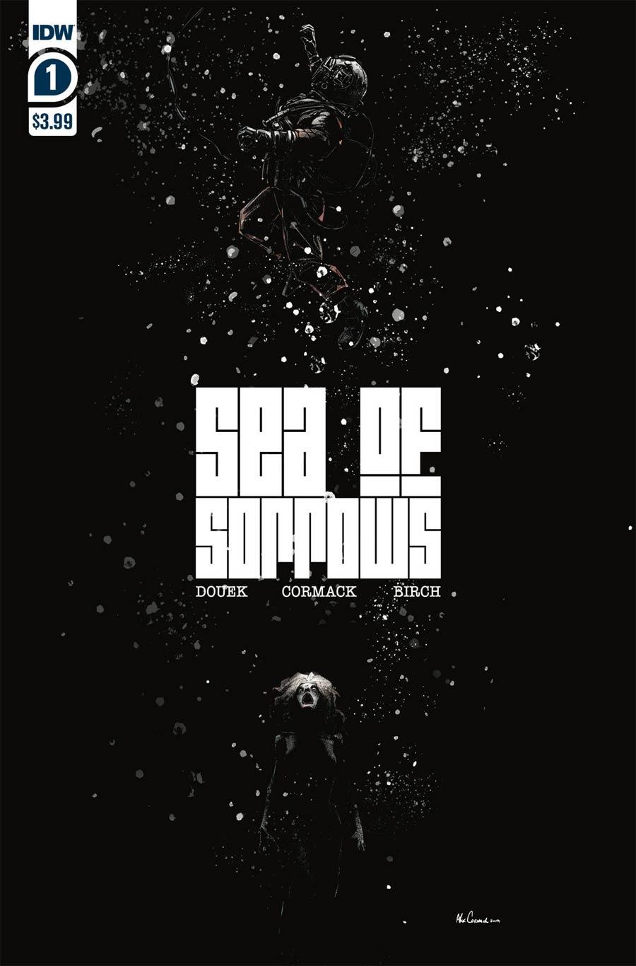 Sea Of Sorrows #1 Cover A Regular Alex Cormack Cover