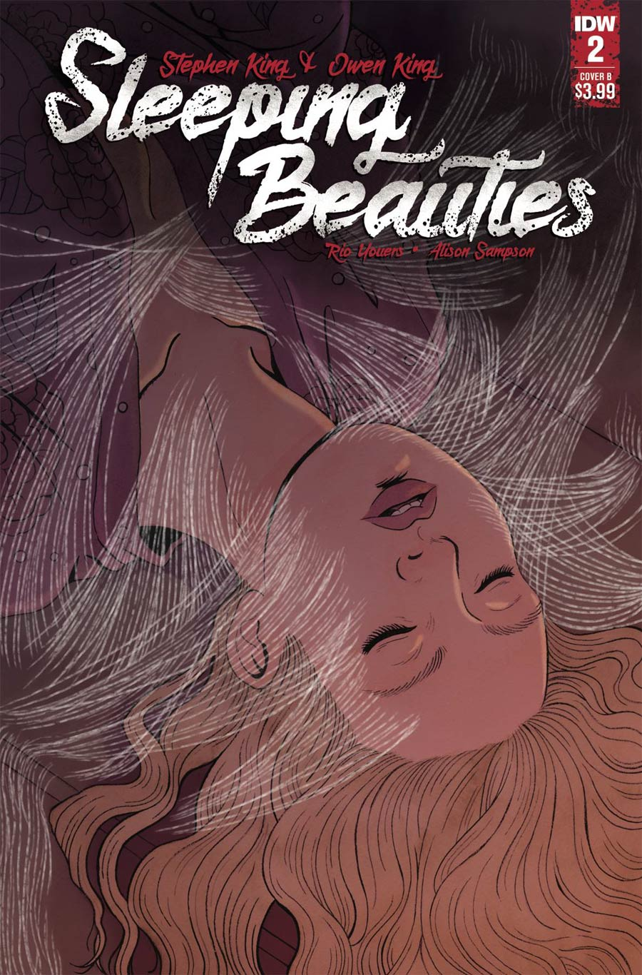 Sleeping Beauties #2 Cover B Variant Jenn Woodall Cover