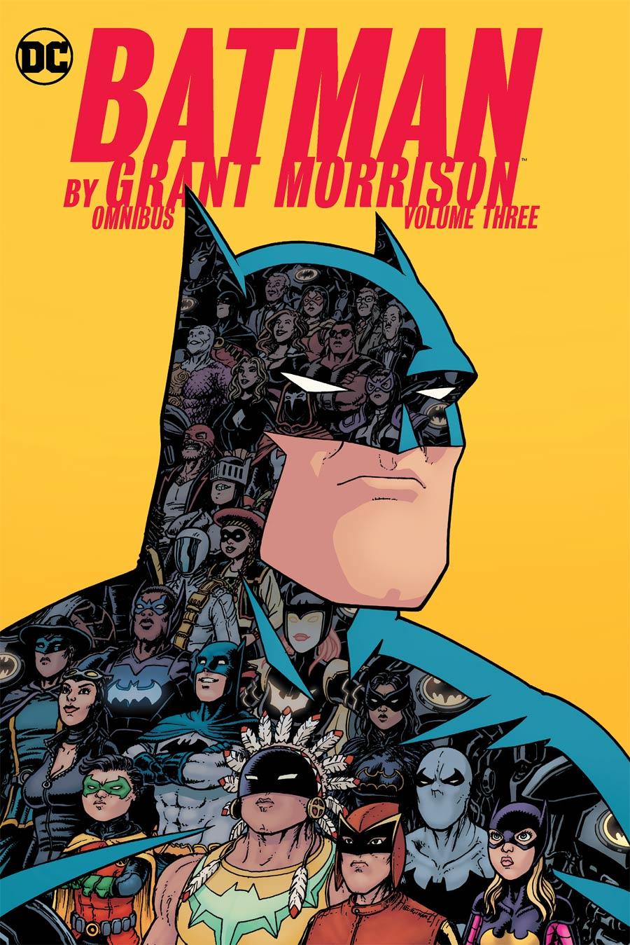 Batman By Grant Morrison Omnibus Vol 3 HC